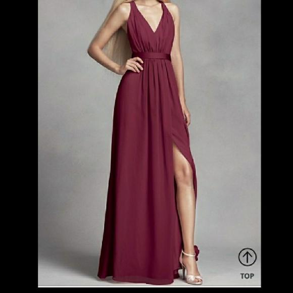 74064da49f0 Vera Wang David s Bridal Bridesmaid Dress 12. M 5c195cc3534ef96e9af48b98